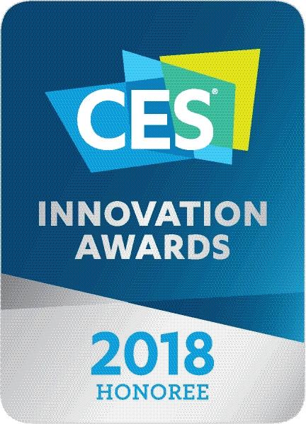 Senzor zrýchlenia BMA400 získal ocenenie za inovácie CES 2018 Innovation Award