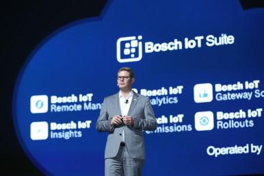 Bosch predstavuje softvérové riešenia IoT na Huawei Cloud