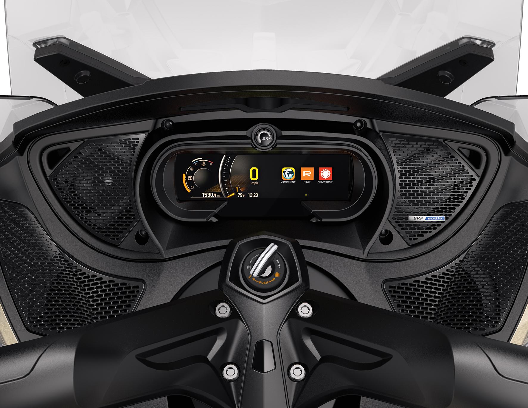 Příjemné využívání aplikací na motocyklech a jiných jednostopých vozidlech