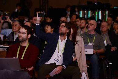 Tlačová konferencia Bosch na CES 2018