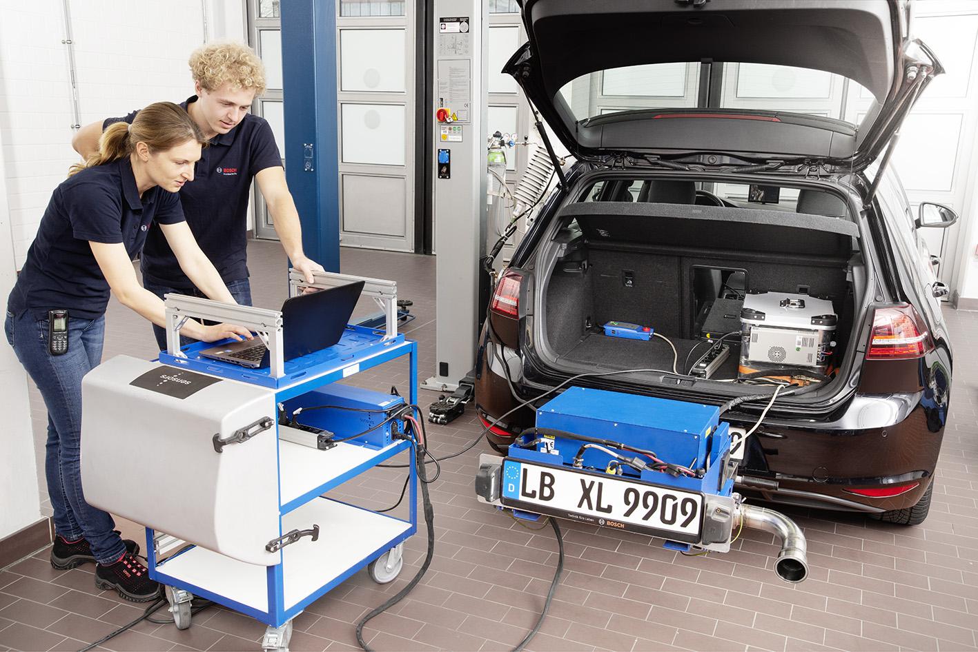 Nová technológia Bosch si vďaka nižšej spotrebe paliva a väčšej šetrnosti k životnému prostrediu udržuje svoju výhodu