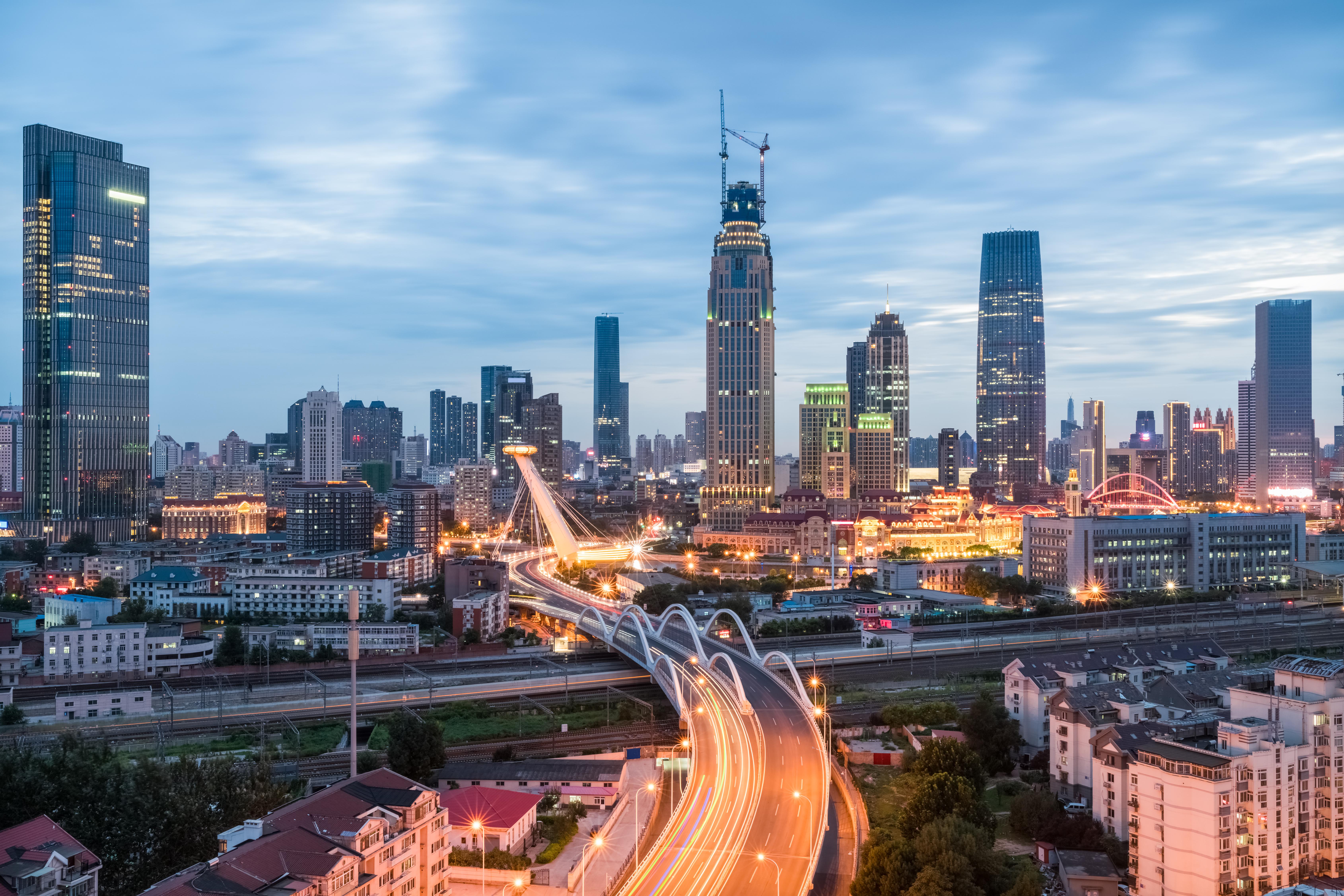 Tiencin sa stane inteligentným mestom