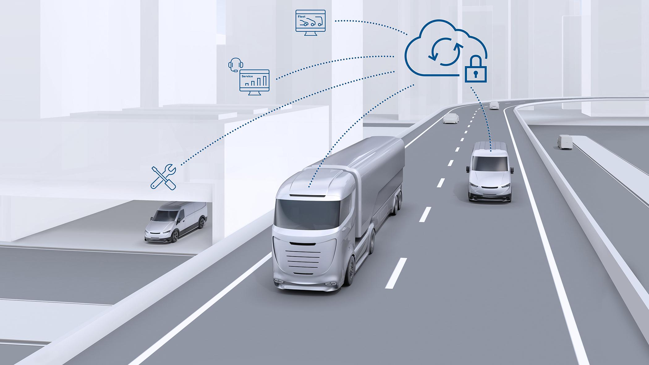 Ako Bosch mení jazdu pomocou prepojených služieb