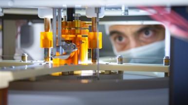 Výroba polovodičů ve společnosti Bosch