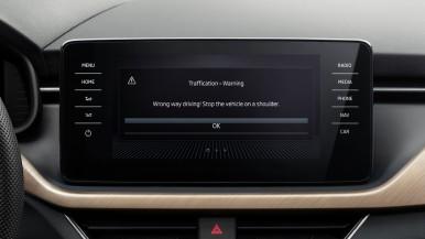 Systém společnosti Bosch varující před vozidlem v protisměru je nyní součástí vo ...