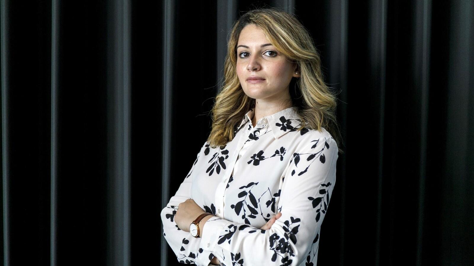 Cristina Sgobio