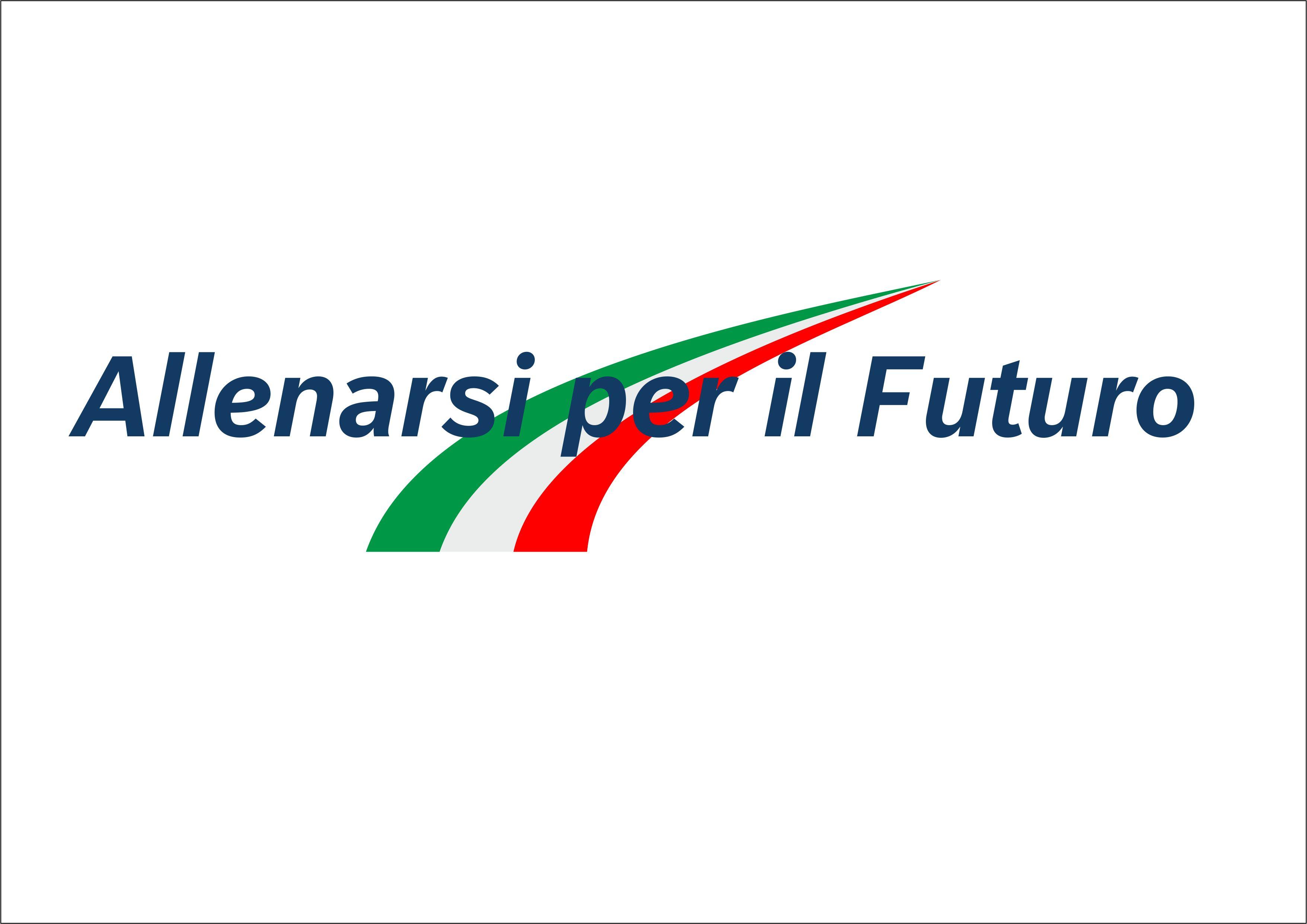 Allenarsi per il futuro Logo