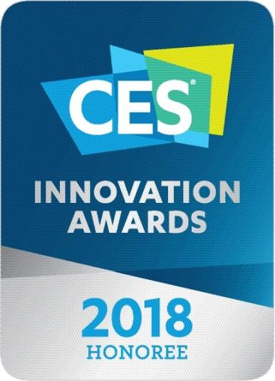 Bosch si aggiudica il CES 2018 Innovation Award grazie al sensore di accelerazione BMA400