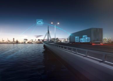 Smart grazie a Bosch: ecco cosa hanno in comune autocarri connessi e smart home
