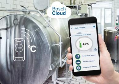 Le tecnologie Bosch al servizio dell'agricoltura