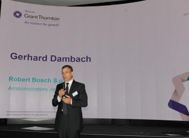 Bosch supporta il Premio per la sostenibilita energetica