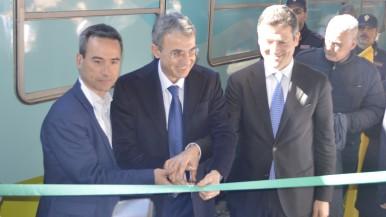 Bosch a bordo del Treno Verde di Legambiente e Ferrovie dello Stato Italiane