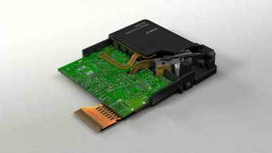 Bosch BML050: il nuovo microscanner per la proiezione laser interattiva