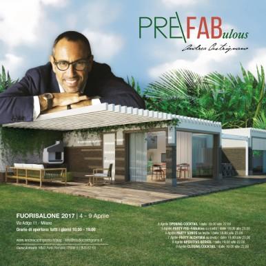 PRE-FABulous - il Progetto di Andrea Castrignano