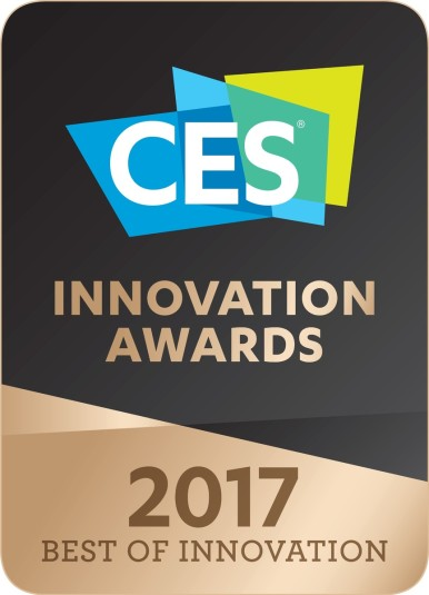 CES 2017 Innovation Awards: Bosch vince quattro premi per tre soluzioni intelligenti