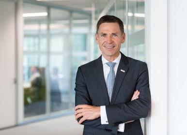 Christoph Kübel, membro del Board e Direttore delle Relazioni Industriali di Bosch