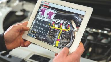Automechanika 2016. Bosch prezintă soluții inteligente pentru service-urile auto ale viitorului