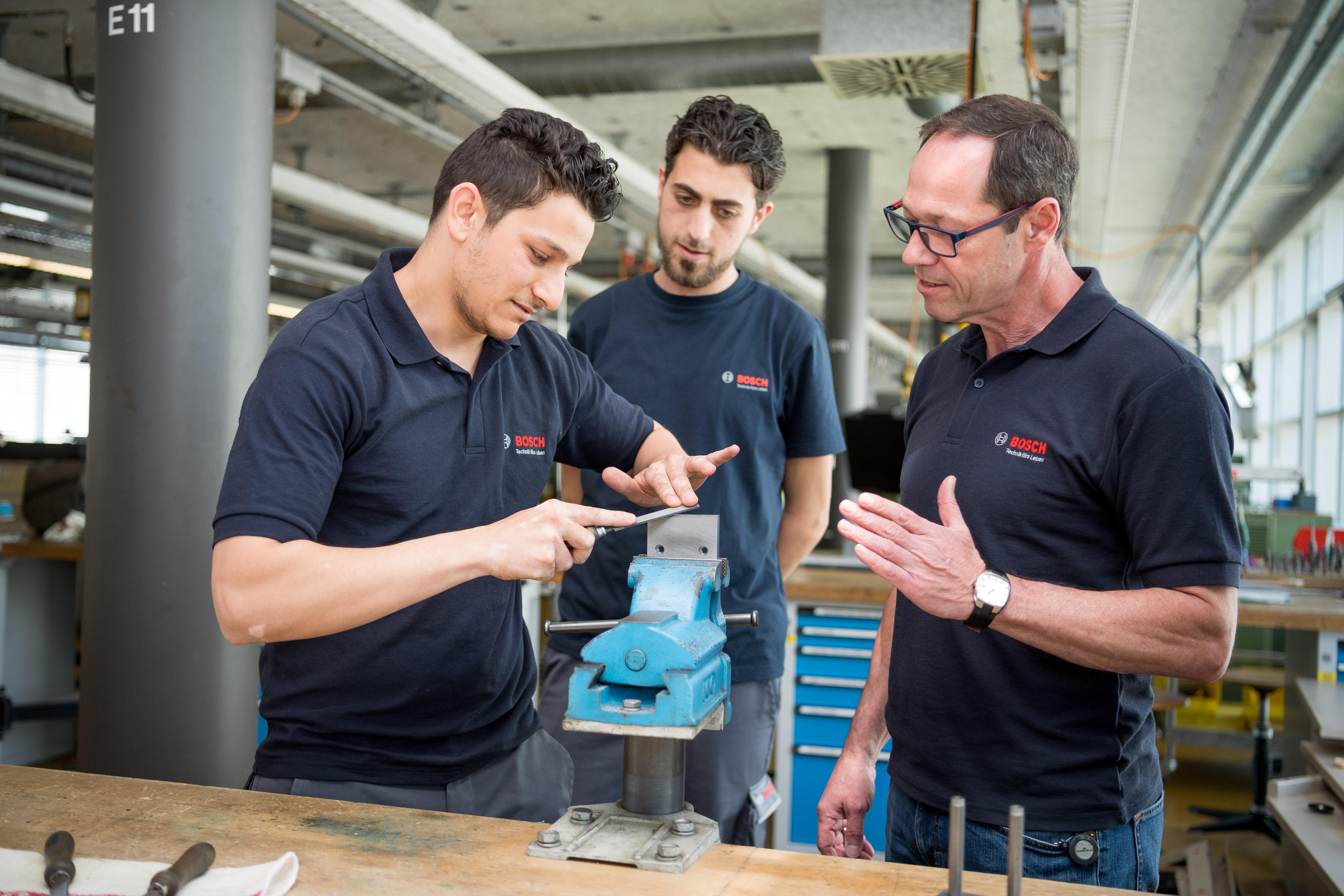 NEETON: Il progetto di Bosch per la ricerca attiva del lavoro in collaborazione con Manpower, lo studio legale LabLaw e la scuola di formazione Bosch TEC