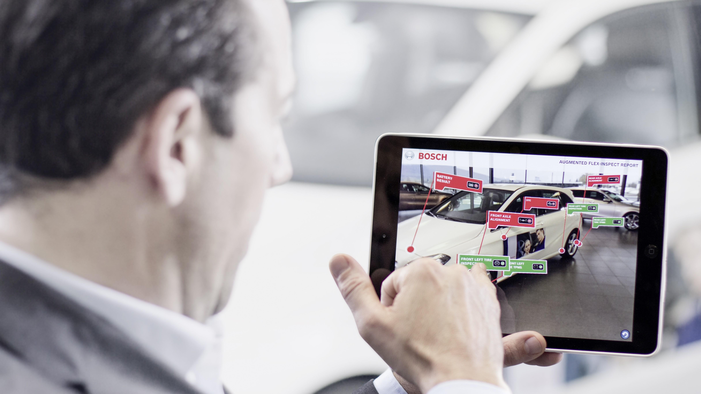 Bosch amplia la gamma di soluzioni connesse per grossisti e officine