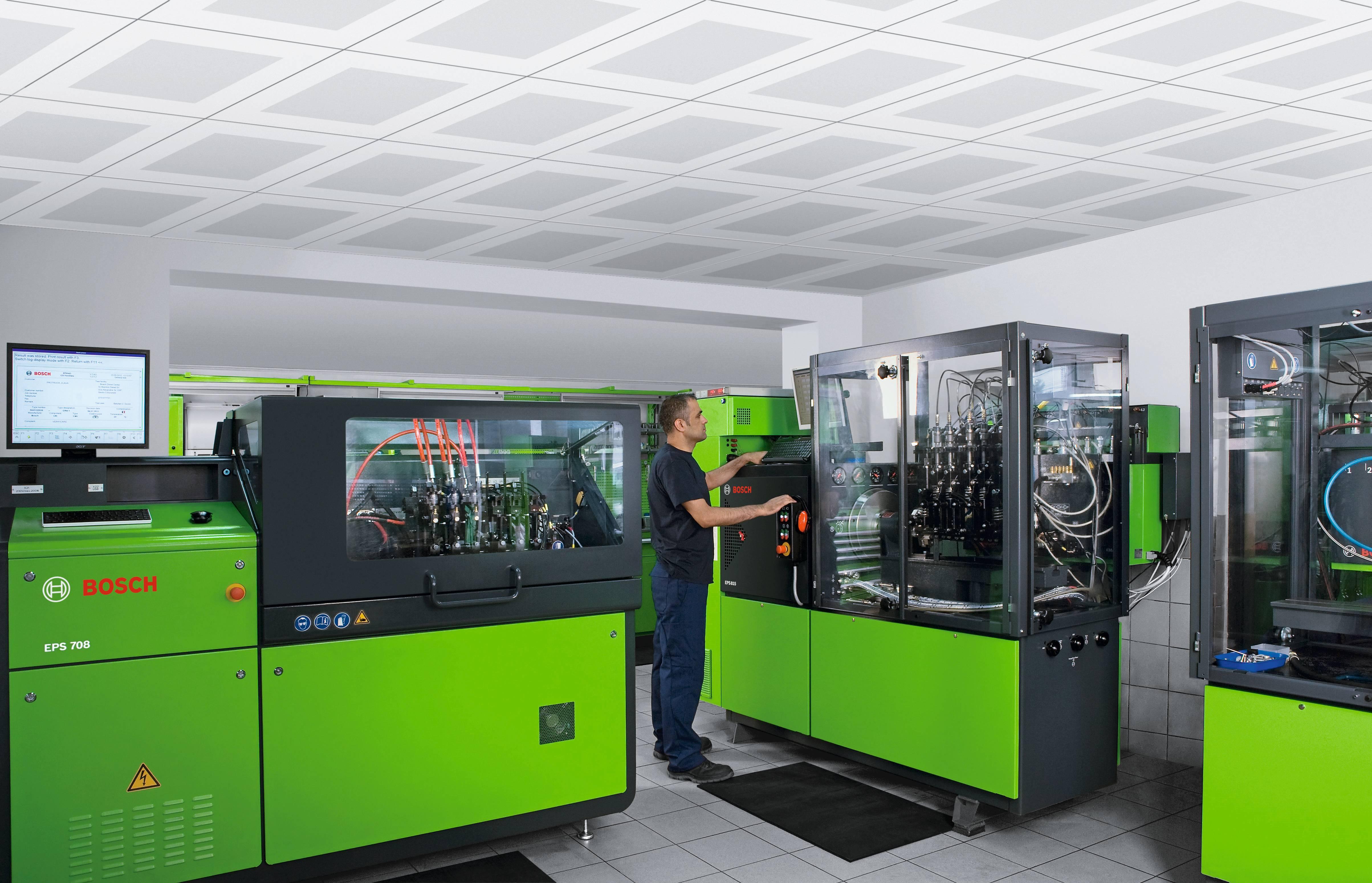 Tanta tecnologia Bosch esposta ad Automechanika