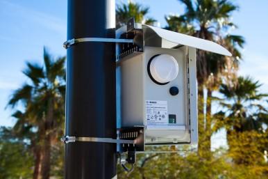 Climo è la soluzione Bosch per le smart city che aiuta a gestire la qualità dell'aria