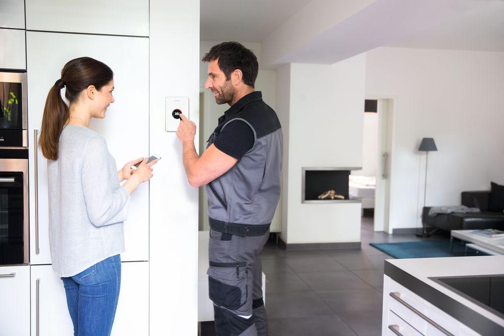 Risparmiare energia in modo semplice ed intelligente con un elevato grado di comfort