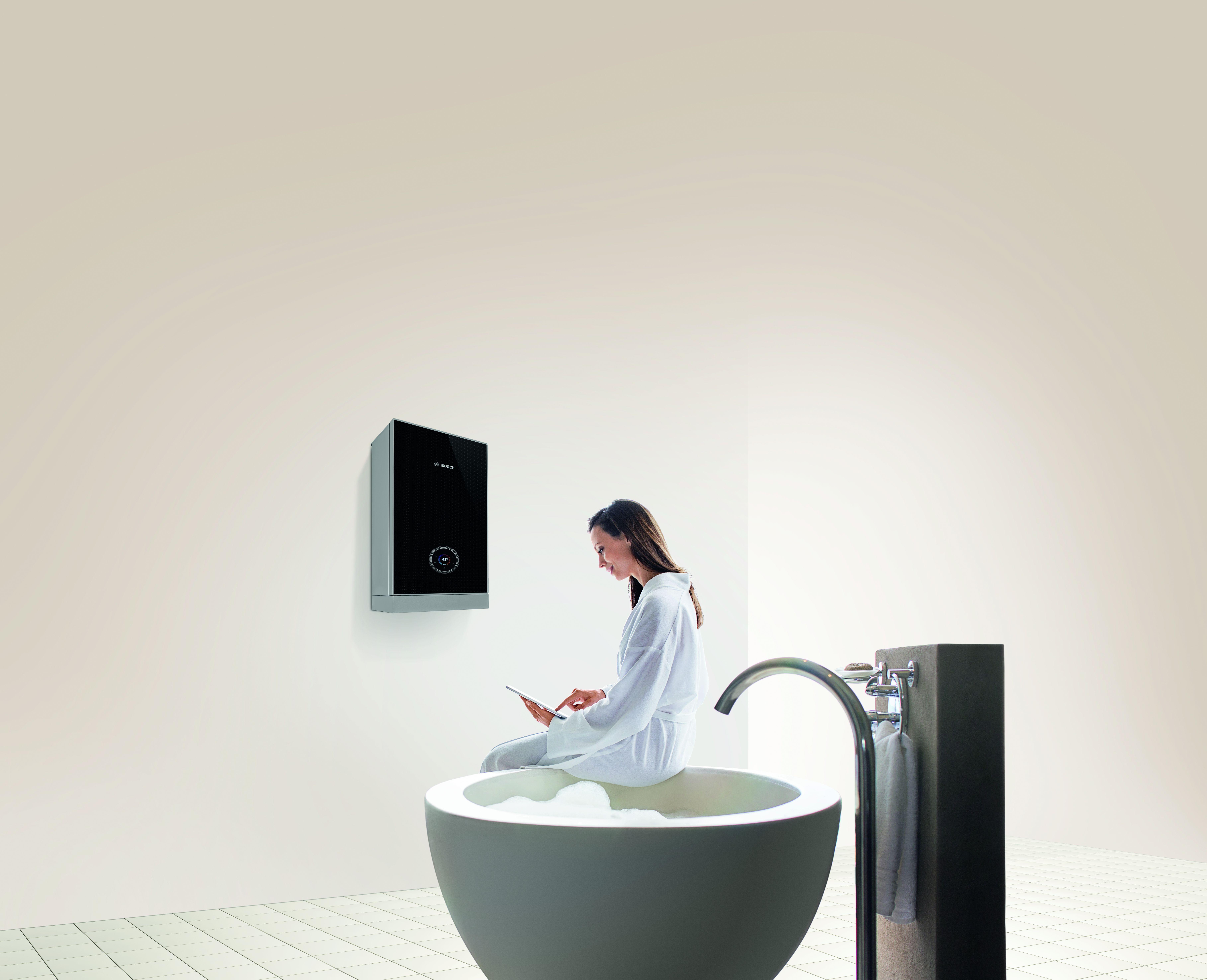 Bosch presenta Therm 6000i S