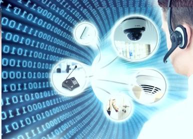 Bosch Security Systems - Remote Services per pannelli di rilevazione incendio