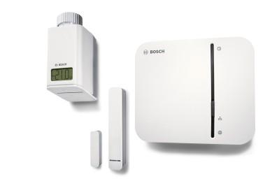 Più sicurezza e comfort in un'unica soluzione - Bosch costituisce una nuova società per smart home