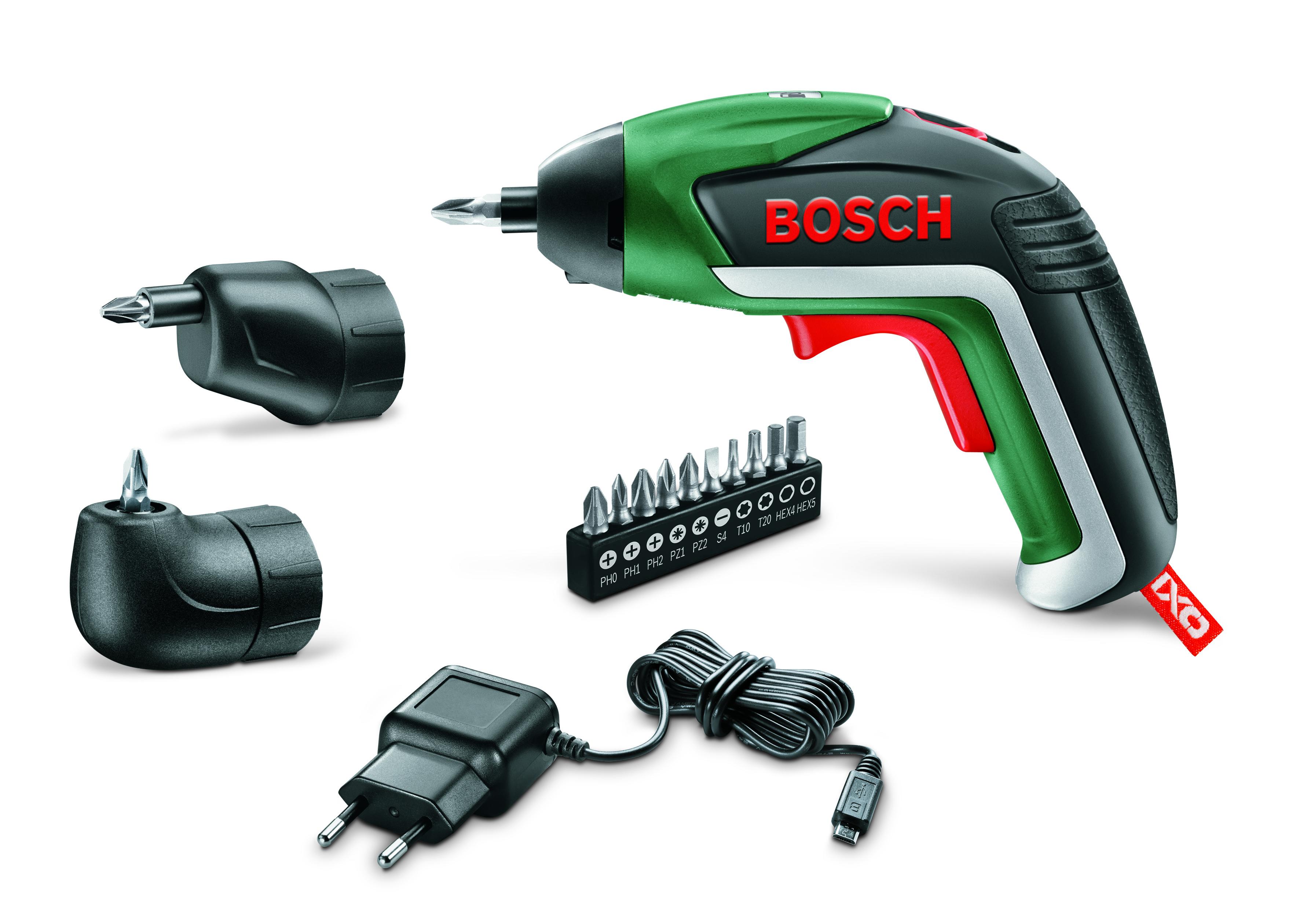 Ixo: il cacciavite a batteria di Bosch