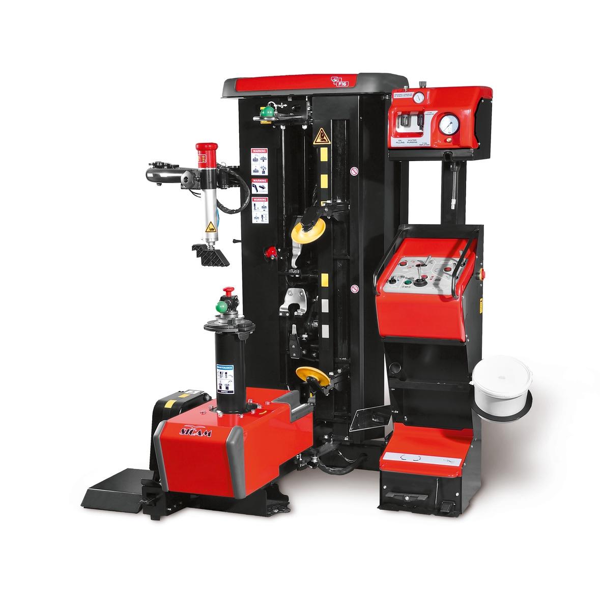 Sicam presenta nuovi smontagomme ergonomici per operazioni di manutenzione più economiche