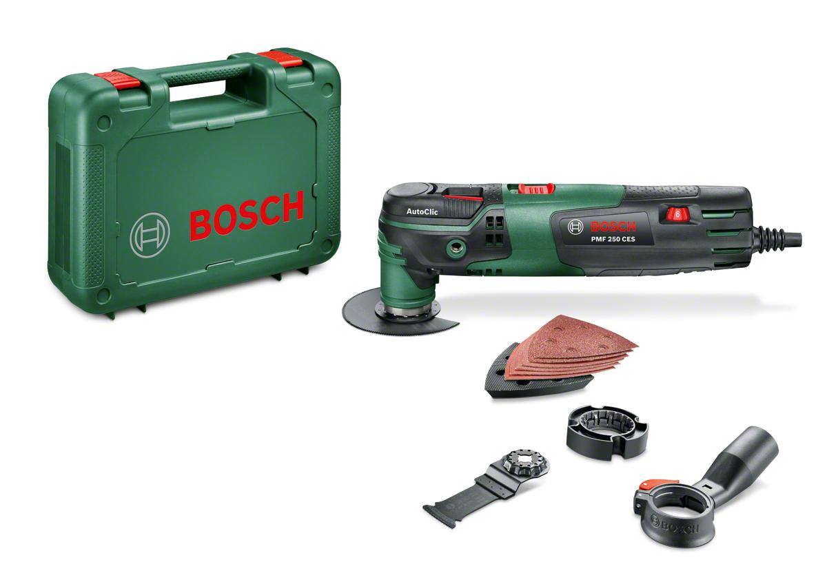 Utensili multifunzione Bosch per il Fai da Te