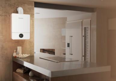 Bosch rivoluziona con stile il comfort domestico Prodotti tecnologici e di design per vivere al meglio il calore di casa