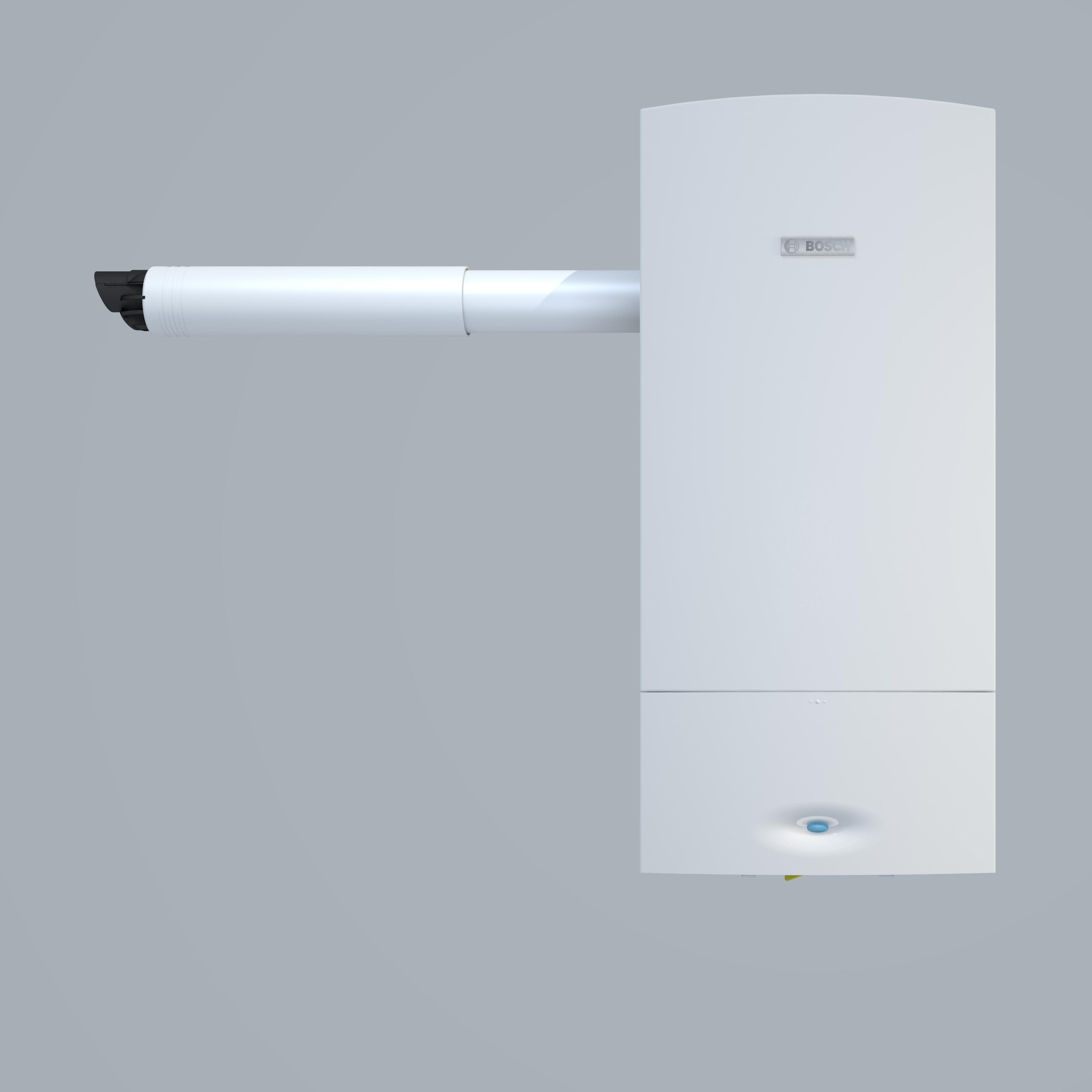 Bosch presenta Condens 5000 WR