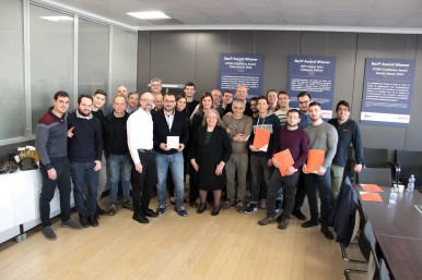 Diplomati ITSxBosch: primi certificati della Camera di Commercio Italo-Germanica