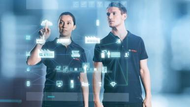 Bosch realizza un giro d'affari di miliardi di euro con l'Industry 4.0