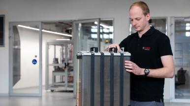 Bosch collaborerà alla produzione su vasta scala di celle a combustibile per aut ...