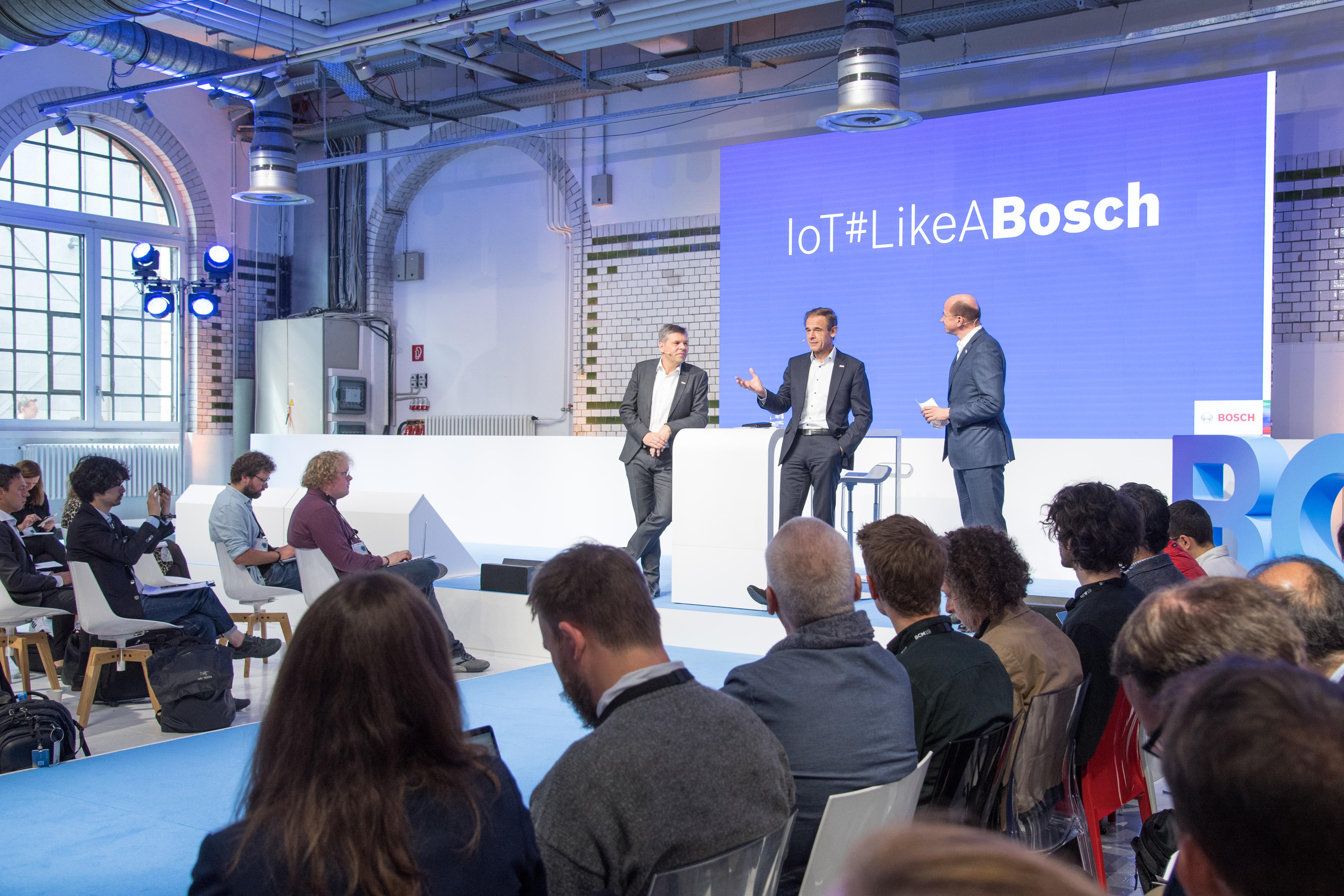 Le novità al Bosch ConnectedWorld 2019 di Berlino