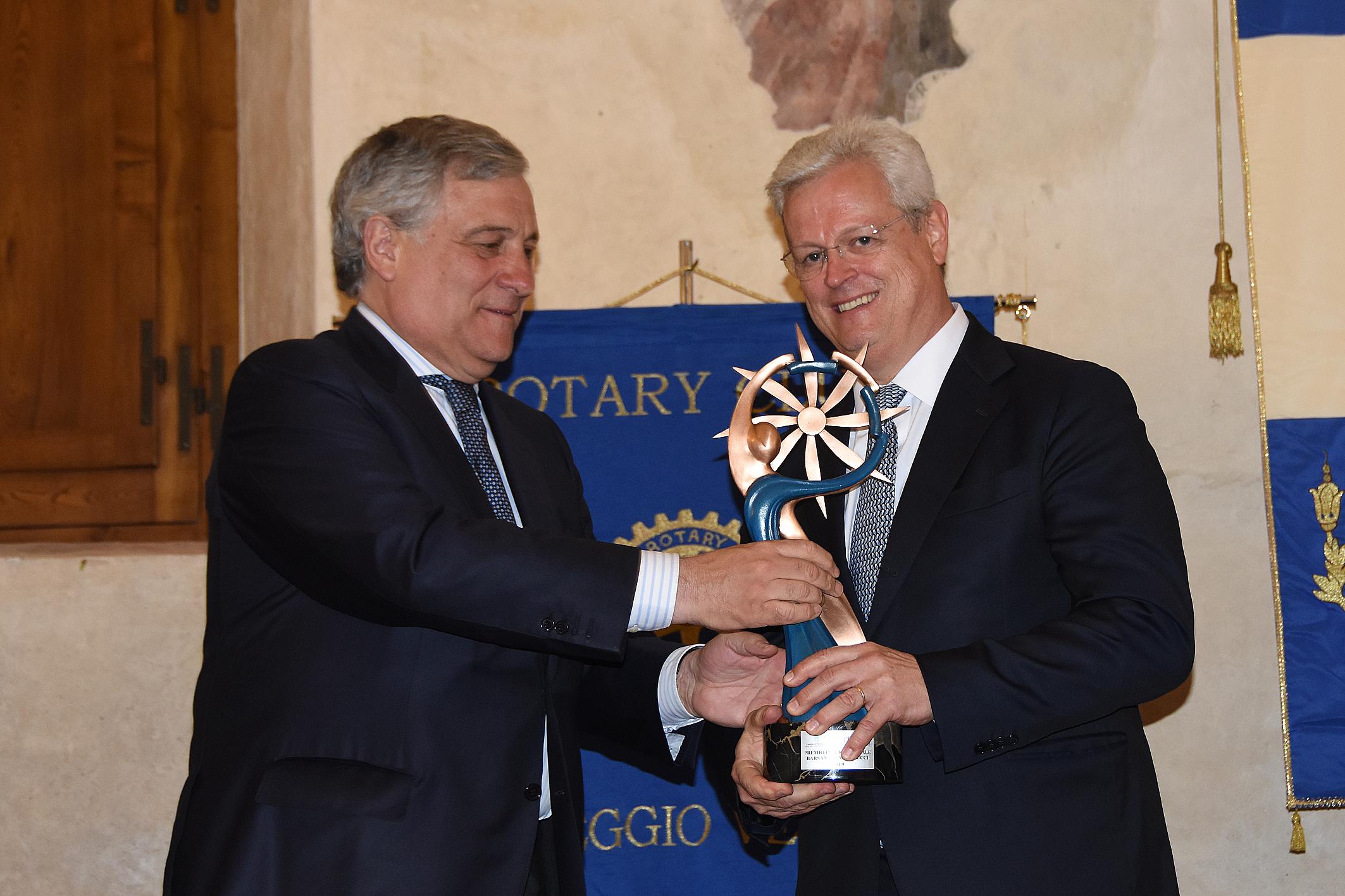Bosch si aggiudica il prestigioso Premio Internazionale Barsanti e Matteucci