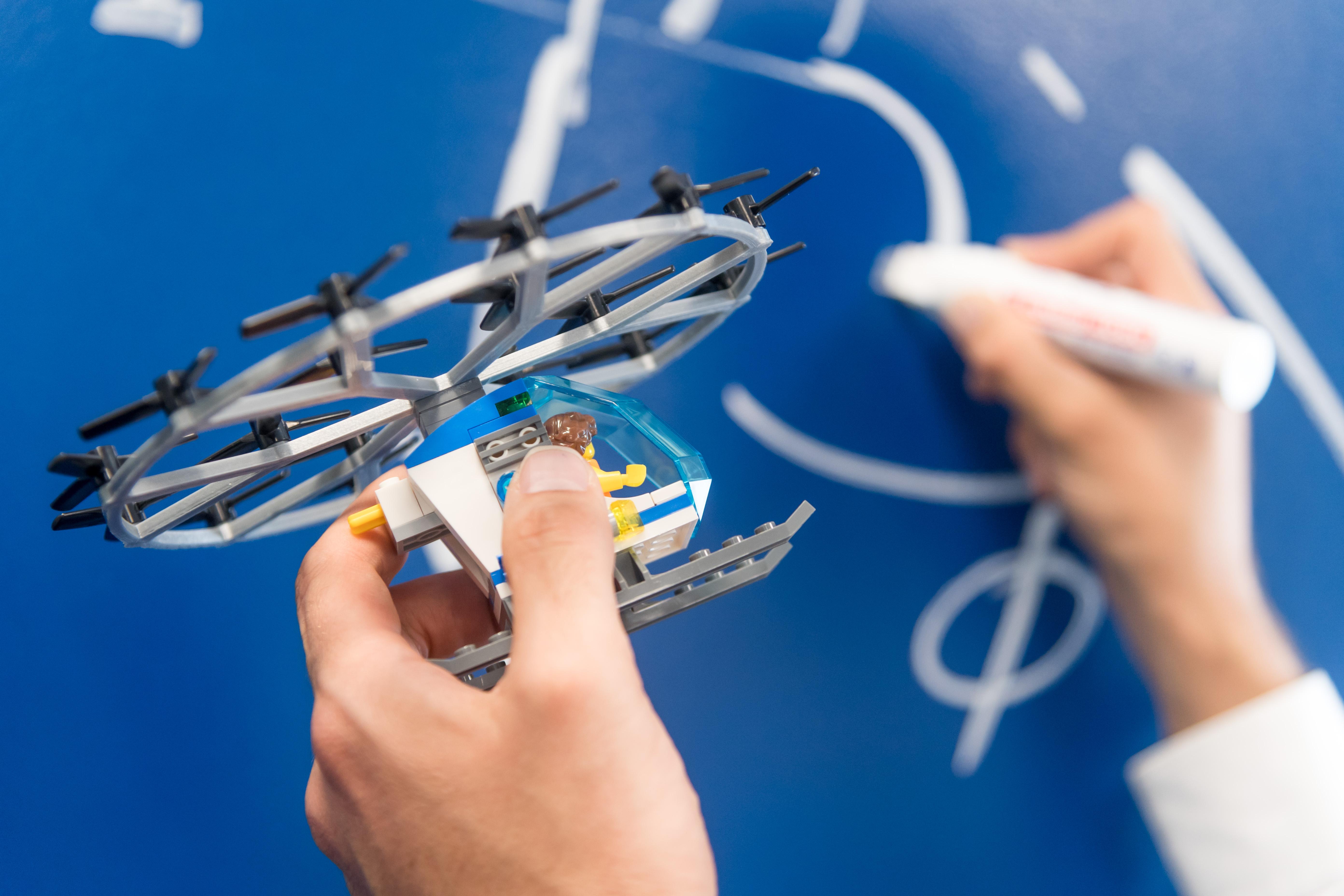 La tecnologia di Bosch insegna alle auto a volare