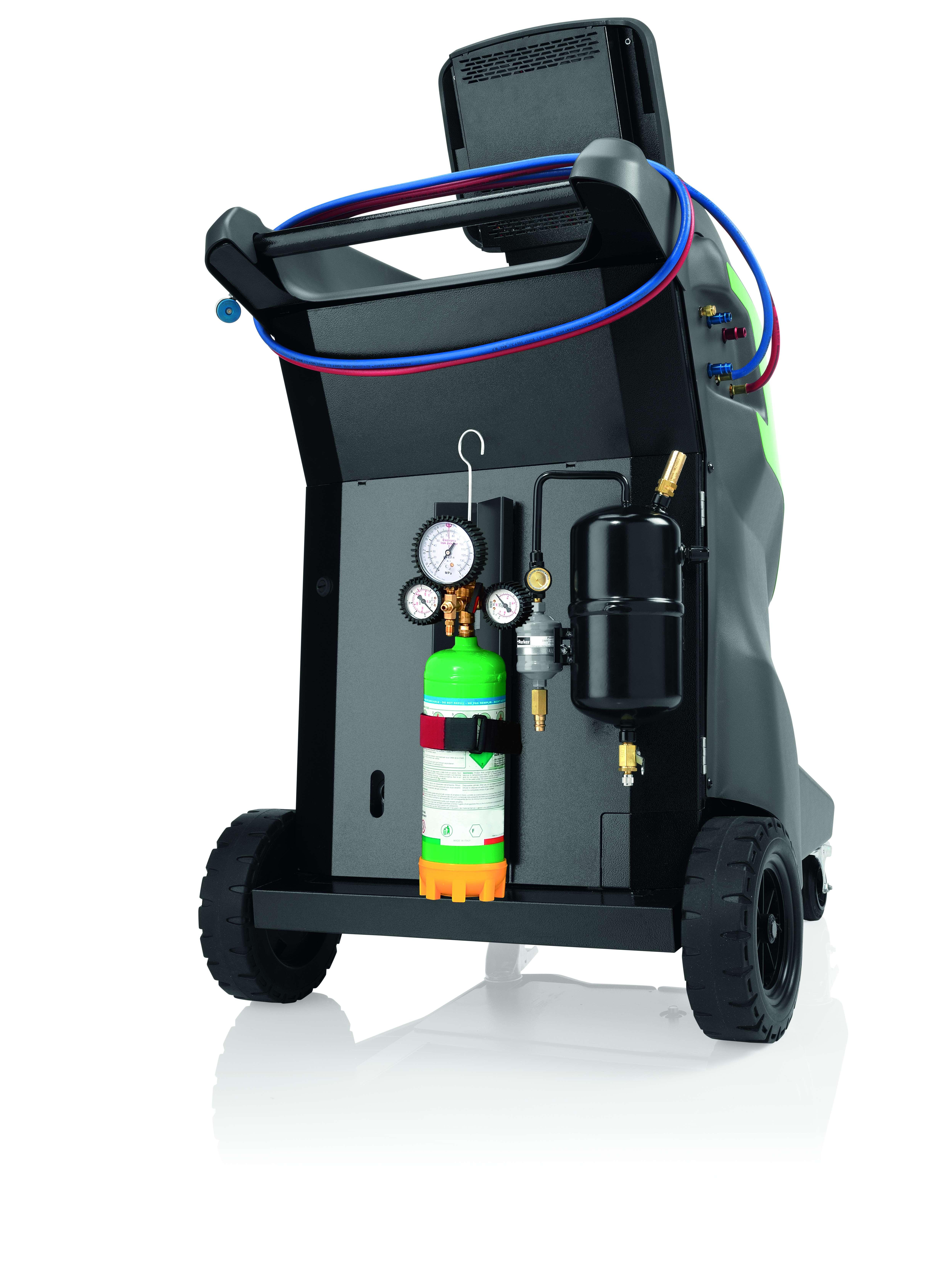 Bosch lancia sul mercato il nuovo riferimento per le stazioni di servizio A/C con sistemi tecnologici di alta precisione e completamente automatiche