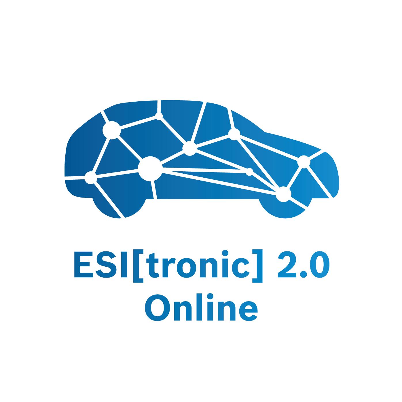 Il comprovato software per officine Bosch è stato ulteriormente migliorato: in pochi secondi, la nuova versione ESItronic 2.0 Online è in grado di fornire le informazioni richieste