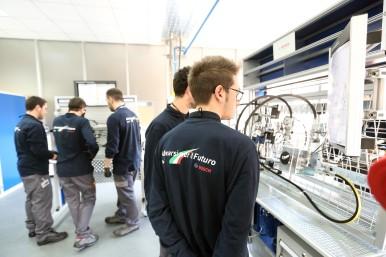 Bosch a Bari - Uno stabilimento in evoluzione continua
