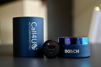 La chiamata d'emergenza che salva la vita - Call4U, la prima social eCall di Bosch