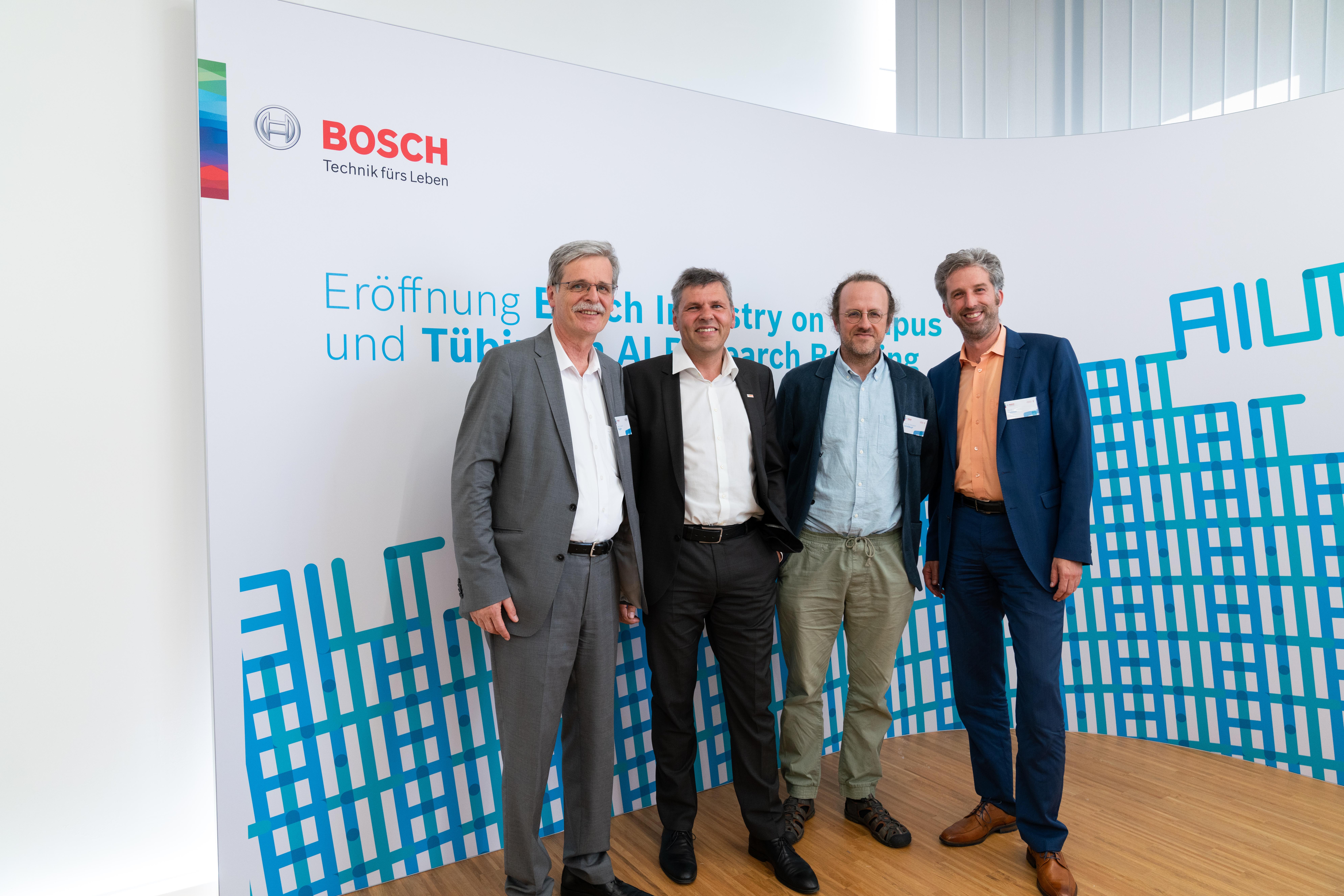 Intelligenza Artificiale: Bosch sempre più presente nella Cyber Valley