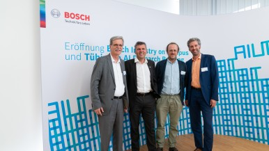 Intelligenza Artificiale: Bosch sempre più presente nella Cyber Valley