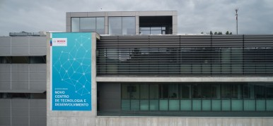 La cancelliera Merkel e il primo ministro Costa inaugurano il centro di tecnologia Bosch in Portogallo