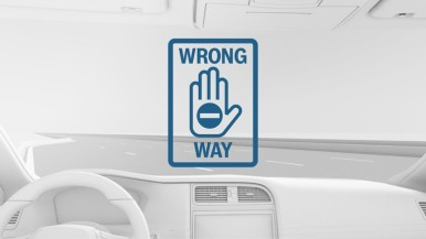 Guida contromano: il wrong-way driver warning di Bosch sbarca in Italia