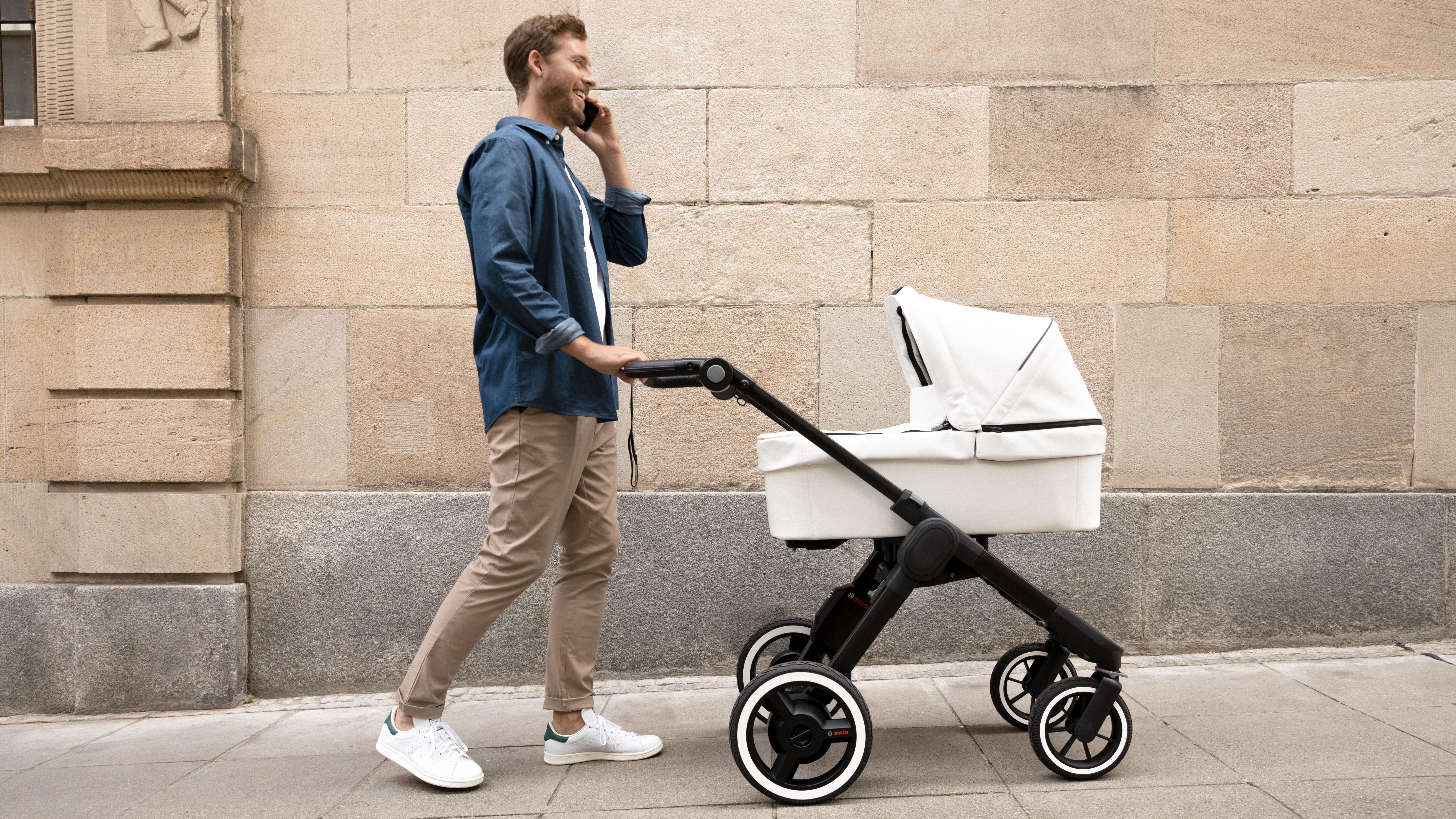 Bosch dota i passeggini del sistema e-stroller