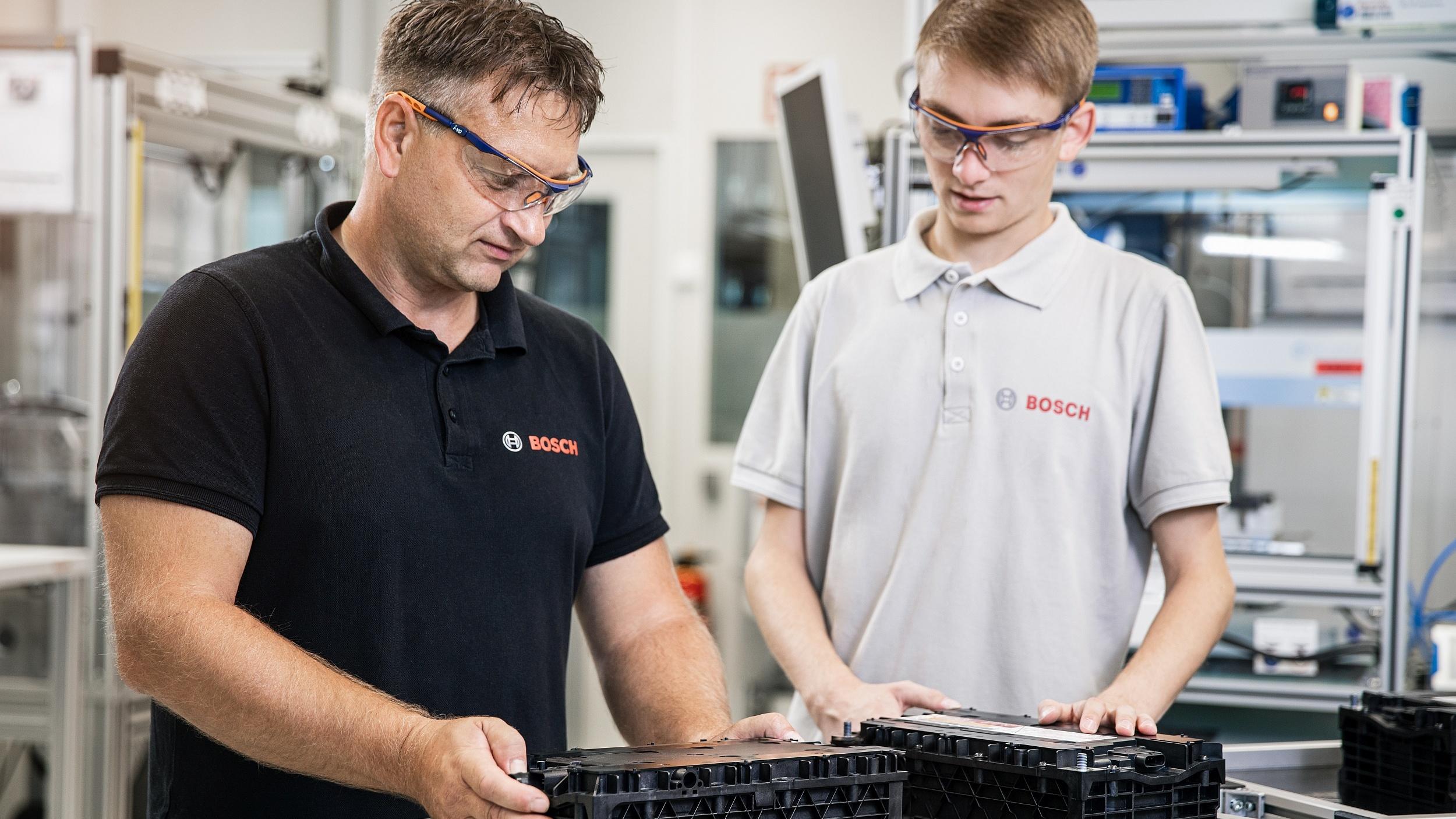 Collaborazione tra Bosch e CATL per le celle delle batterie